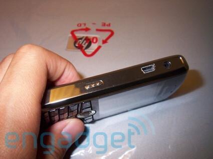 New RIM device - Blackberry 8100