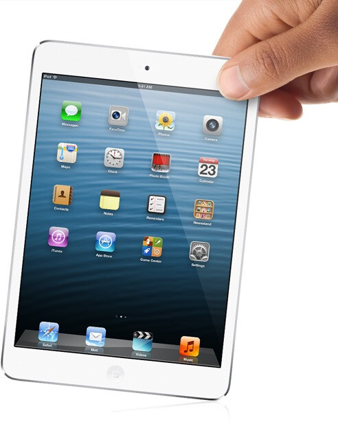 Tablets, like the Apple iPad mini, had a great Christmas  - Christmas Day saw 17 million iOS and Android devices activated