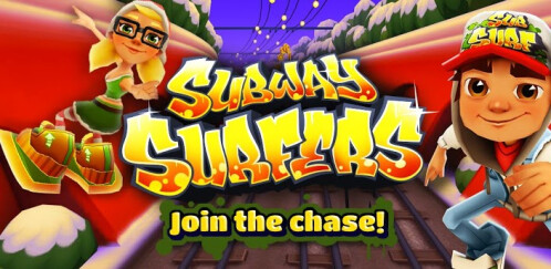 Subway Surfers by Kiloo Games (FREE)