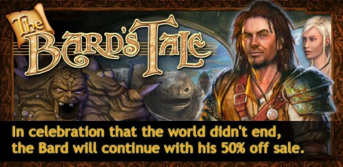 The Bard�s Tale by Inxile Entertainment