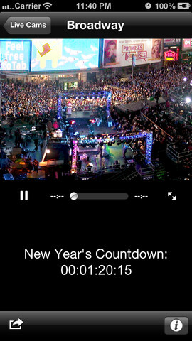 New Year's Live