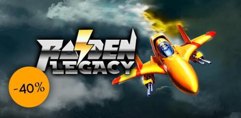 Raiden Legacy - Android - $3.55
