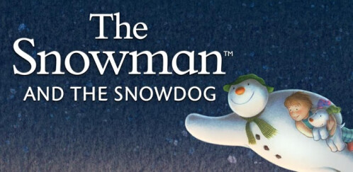 The Snowman and the Snowdog - iOS, Android -