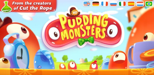 Pudding Monsters HD - Android, iOS - $0.99