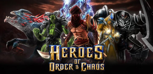 Heroes of Order & Chaos - Android - Free