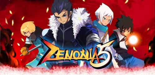 Zenonia 5 - Android - Free