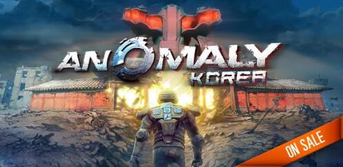 Anomaly Korea - iOS, Android -