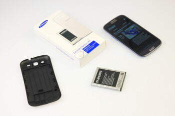 Starting January 5th, the Samsung Galaxy S III Extended Battery Kit will be available through Amazon Germany