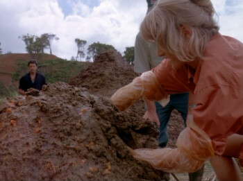 Remember this scene from Jurassic Park?