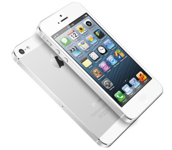 The Apple iPhone 5