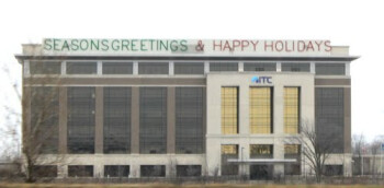 ITC headquarters in the U.S.
