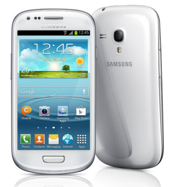 The firmware from the Samsung Galaxy S III mini revealed some information