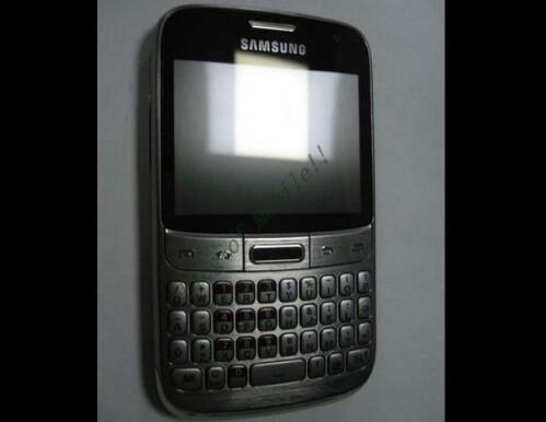 Samsung GT-B7810 photos