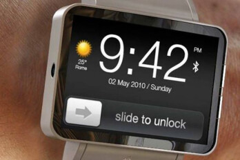 Rumors of an iOS smartwatch have been spread before