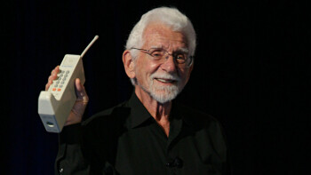 Martin Cooper, father of the cell phone