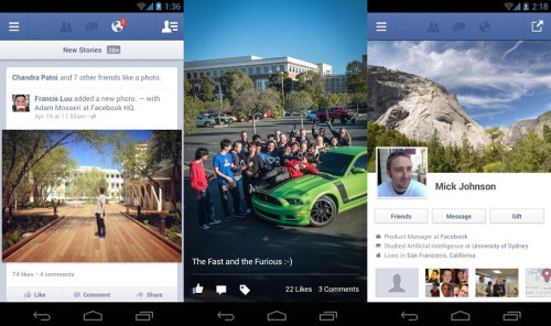 Facebook for Android - Free