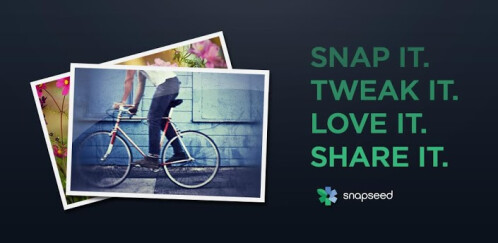 Snapseed - Android, iOS - Free