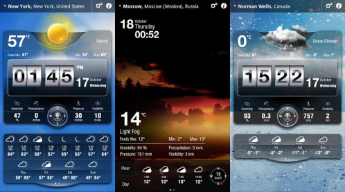 Weather Live - Android - $0.99