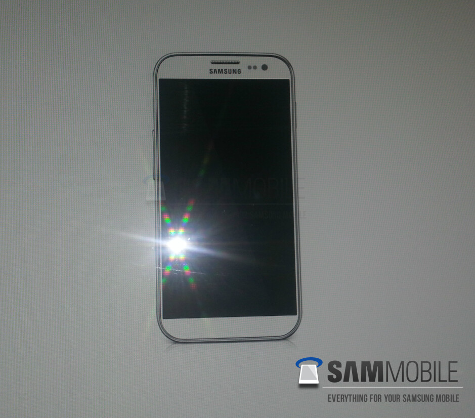 Is this the Samsung Galaxy S IV? - Image of Samsung Galaxy S IV leaks?