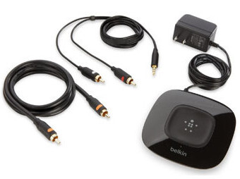 Belkin unleashes a sweet HD Bluetooth Music Receiver