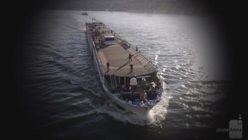 Gabor - HTC One X<br>Budapest Cruising Ship On Danube