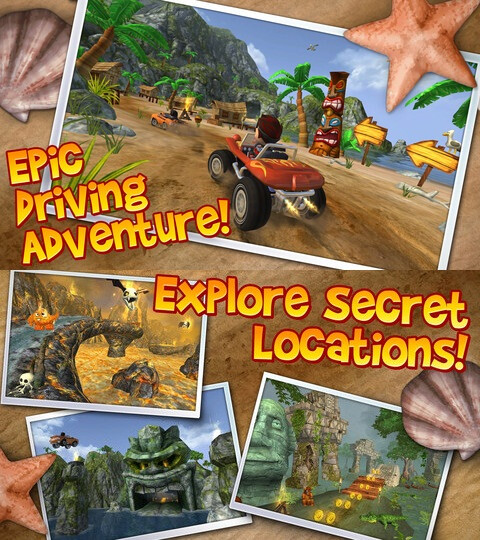 Beach Buggy Blitz - Android, iOS - Free