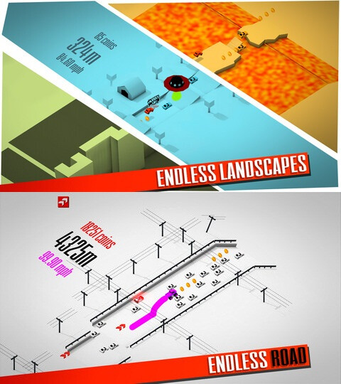Endless Road - iOS - $0.99