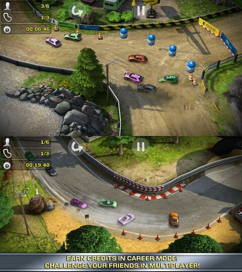 Reckless Racing 2 - Android, iOS - $1.99