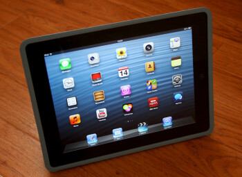 The fourth-gen iPad 4 was one of the items stolen