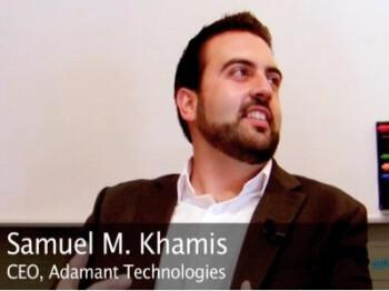 Adamant CEO Sam Khamis