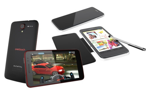 Alcatel One Touch Scribe series
