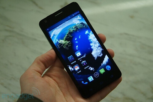 Alcatel lifts cover off One Touch Idol Ultra
