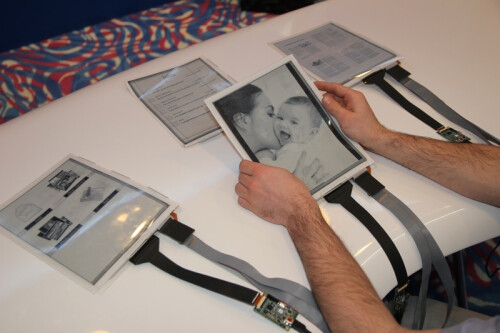 "Paper or Plastic Logic? Flexible 10.7"" PaperTab slate gets previewed"