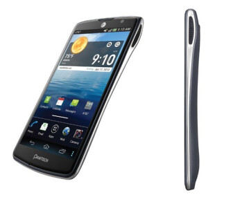 Pantech Discover comes to AT&T Friday to confirm that last year's top-shelf specs are this year's $50 Android