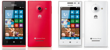 Huawei outs its first Windows Phone, aptly named the Ascend W1