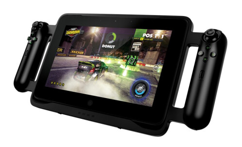 The Edge tablet by Razer