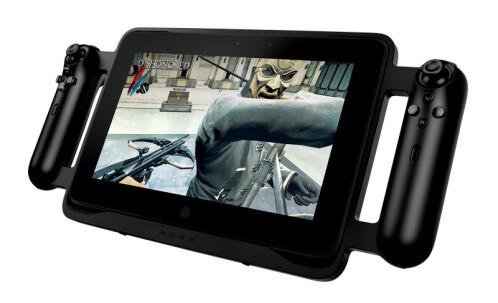 The Edge tablet by Razer