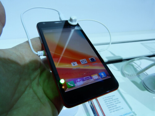 Alcatel One Touch Idol Ultra