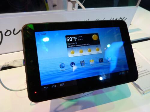 Alcatel One Touch Tab 7HD