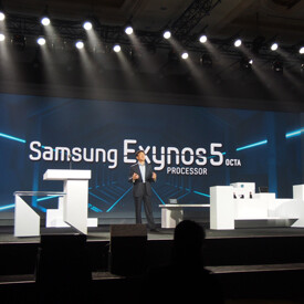 Samsung just introduced its Exynos 5 Octo chip