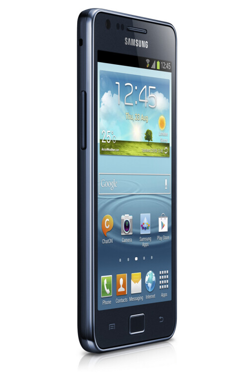 Samsung outs Galaxy S II Plus, with Android 4.1.2 and the Nature UX interface