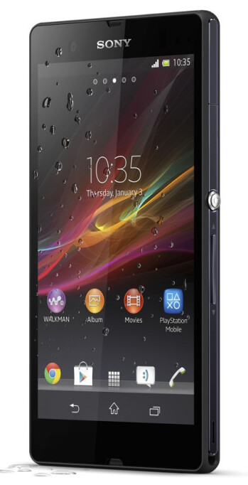 The Sony Xperia Z was arguably the most exciting phone at CES 2013