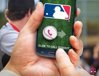 T-Mobile will provide 4G bullpen phones in select parks