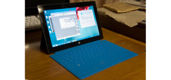 Jailbroken Microsoft Surface RT gets a taste of an Apple OS from the '90s