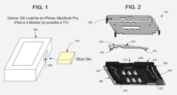 Apple received 68% more patent awards in 2012, like this one for a mini-SIM card connector