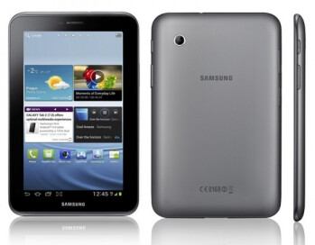 Those in the Americas are receiving the Android 4.1.1 update for the Samsung GALAXY Tab 2 7.0