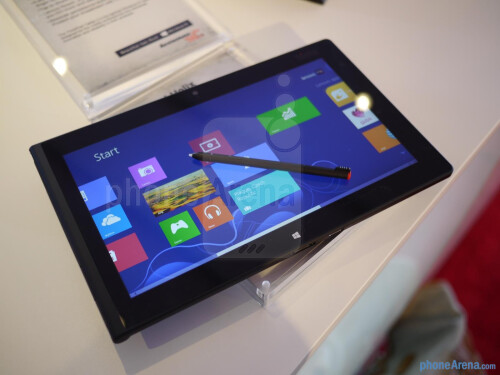 Lenovo ThinkPad Tablet 2 hands-on