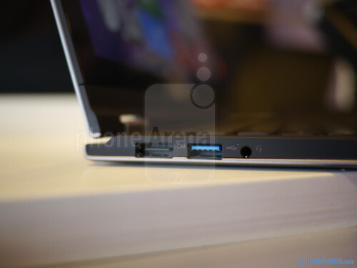 Lenovo IdeaPad Yoga 13 hands-on