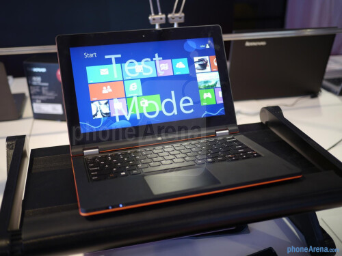 Intel responds to Microsoft's sucker punch, to power convertible Lenovo Yoga with Android next month