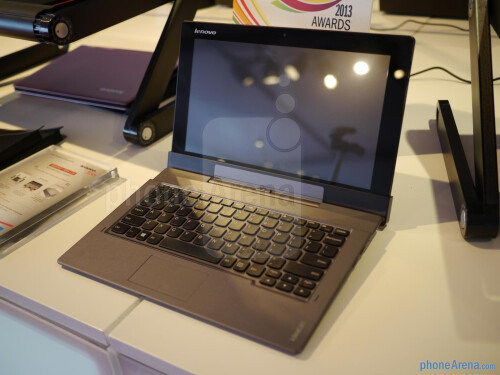 Lenovo IdeaTab Lynx hands-on